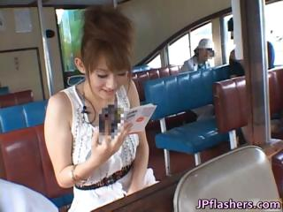 Free jav of Reon Otowa Lovely Asian doll part1