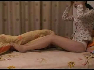 Amateur Skinny Asian Wife Getting Fucked 1