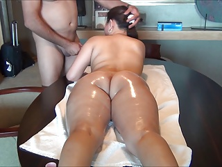 Thick Asian Ass Virgin Quick Anal Insertions